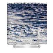 Sky 009 Shower Curtain