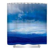 Sky 010 Shower Curtain