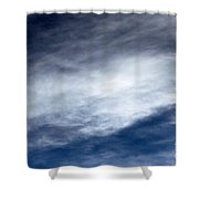Sky Clouds Shower Curtain