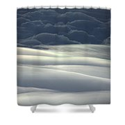 Sky Dunes Shower Curtain