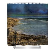 Sky Life Shower Curtain