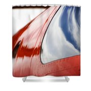 Sky Light Shower Curtain