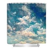 Sky Moods - Refreshing Shower Curtain