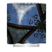 Sky Palace Shower Curtain