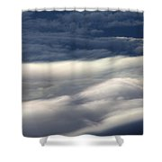 Sky River Shower Curtain