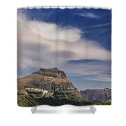 Sky Sweep Shower Curtain