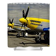 Sky The Limit  Shower Curtain