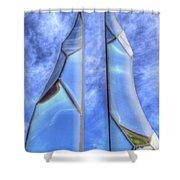 Skycicle Shower Curtain
