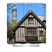 Skyland Manor House Shower Curtain