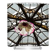 Skylight Blossom Shower Curtain