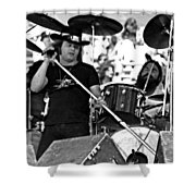 Skynyrd #19 Crop 2 Shower Curtain