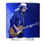 Skynyrd-gary-7399 Shower Curtain