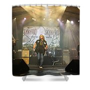 Skynyrd-group-7063 Shower Curtain