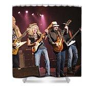 Skynyrd-group-7642 Shower Curtain