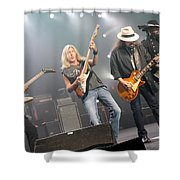 Skynyrd-group-7670 Shower Curtain
