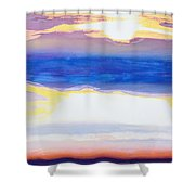 Skyscape Shower Curtain