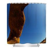 Skyward Shower Curtain by Bob Christopher