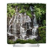 Slatebrook Falls Shower Curtain