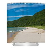 Sleeping Bear Dunes National Lakeshore Shower Curtain