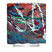 Slices Of Life Shower Curtain