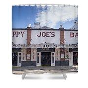 Sloppy Joe's Shower Curtain