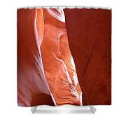 Antelope Slot Canyon Shower Curtain