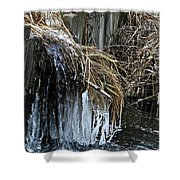Slow Flow Shower Curtain