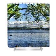 Beautiful Knaresborough - England Shower Curtain