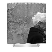 Smile Does Not Age Shower Curtain