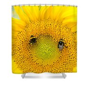 Smiley Shower Curtain