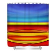 Smilin' Island Shower Curtain