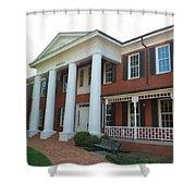 Lagrange College Shower Curtain