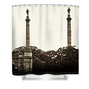 Smith Memorial Arch Shower Curtain