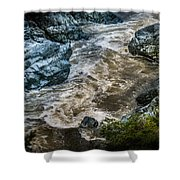 Smith River Shower Curtain