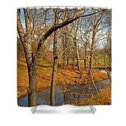 Smith River Virginia Shower Curtain