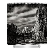 Smith Rock State Park 1 Shower Curtain