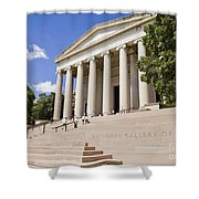 Smithsonian National Gallery Of Art Shower Curtain