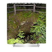 Smithwick Copper Mine Isle Royale National Park Shower Curtain