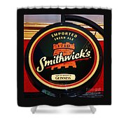 Smithwick Sign Shower Curtain