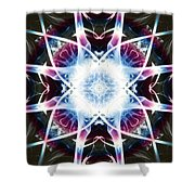 Smoke Art 55 Shower Curtain
