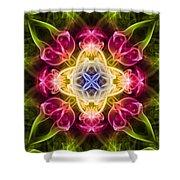Smoke Art 59 Shower Curtain