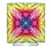 Smoke Art 62 Shower Curtain