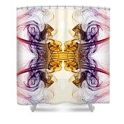 Smoke Art 63 Shower Curtain