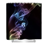Smokey 7 Shower Curtain
