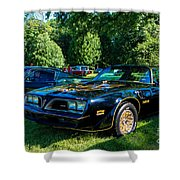 Smokey And The Bandit Shower Curtain