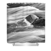 Smooth Flow Shower Curtain