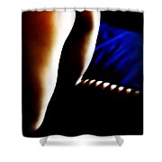 Smooth Shower Curtain