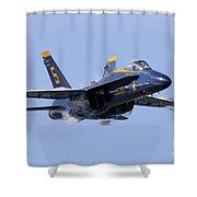 Sneak Pass Shower Curtain
