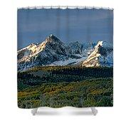 Sneffels Range Shower Curtain