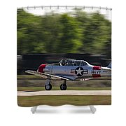 SNJ Shower Curtain